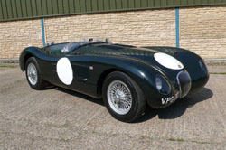 Proteus Jaguar C-Type Replica