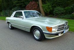 Mercedes-Benz 450SLC