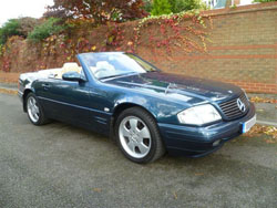 Mercedes-Benz SL280